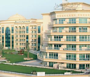 Dubai Residential Oasis